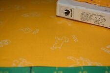 TINY TOTS by RED ROOSTER * 18182 - yellow  * NEW QUILT COTTON * BY THE YARD