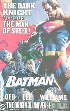 Print Ad: Batman #612 vs Superman Iconic Jim Lee Cover HUSH Movie VERY NICE!