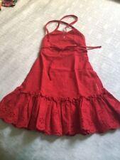 Denim Party Summer Dresses for Girls
