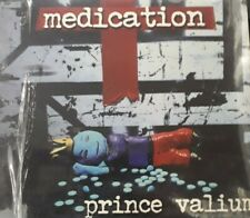 MEDICATION- PRINCE VALIUM *CD BRAND NEW STILL SEALED NUOVO SIGILLATO RARO