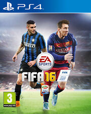Fifa 16 (Calcio 2016) PS4 Playstation 4 IT IMPORT ELECTRONIC ARTS