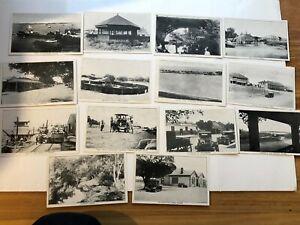 A Set of 14 Vintage Postcards- Goolwa ,South Australia.