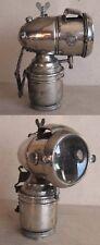 ANTIQUE GERMAN CARBIDE ACETYLENE BIKE LAMP