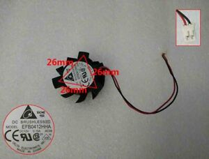 ASUS EFB0412HHA -AC09 diameter 3.7cm hole 4010 mute graphics card Fan