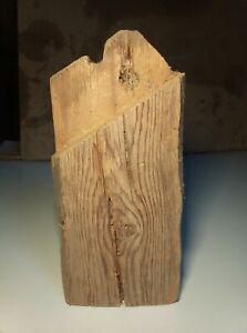 Alter Holzbalken, Holzbalken alt, Säule Skulptur rustikal Balken Holz Stele