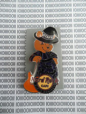 Hard Rock Cafe Santo Domingo - Halloween - Horror Bear STAFF Pin