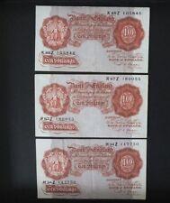 England Beale English Banknotes (Pre-1952)