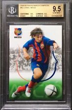 Rookie FC Barcelona Football Trading Cards