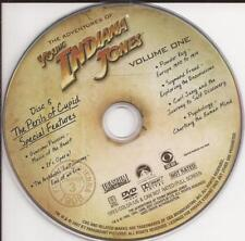 The Adventures of Young Indiana Jones Volume 1 Disc 5 Replacement Disc!