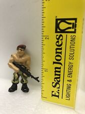 """Micro Icons Series 1 Commandos - """"Juice"""" 1.75 in. Action Figure"""