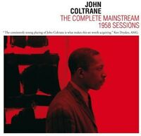 John Coltrane - Complete Mainstream 1958 Sessions [New CD] Spain - Import