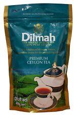 Dilmah premium Ceylon black tea 400g (14.10oz) X 02 Packs