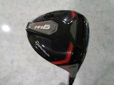 MRH TaylorMade M6 10.5 Degree Stiff Flex Driver w/Atmos Shaft- Used w/Wrench