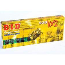 DID VX2 X-Ring 520 Motorrad Kette 110 Glieder + Nietschloss