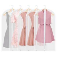 Dustproof Storage Bag Garment Dress Cover Suit Clothes Coat Jacket Protector