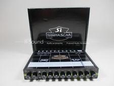 Car Equalizer Audio 7 Band Crossover EQ Equalizer For car vehicle