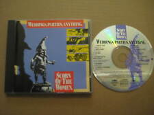 Weddings, Parties, Anything ‎– Scorn Of The Women RARE AUSSIE CD 1987 - 254705.2