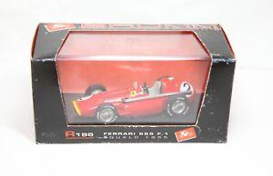 Brumm R196 Ferrari Squalo 555 F1 1955 In Its Original Box - Mint Model 1:43