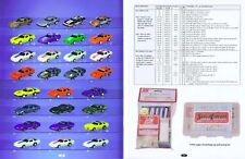 The Complete Color Guide to Tyco H. O. Slot Cars (Hardcover)