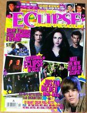 Faces Twilight Eclipse Magazine Robert Pattinson Nick Jonas Justin Bieber