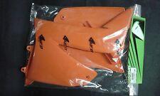 CONVOGLIATORI RADIATORI KTM LC4 SUPERMOTARD SMC 640 660 2007 ARANCIO