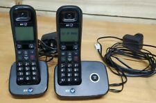 BT1200 Twin Nuisance Call Blocker Digital Cordless Phone Set - FREE POST