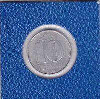 10 Pfennig DDR 1973 A Berlin