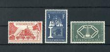 Lussemburgo n. 552-554 ** montaunion 1956 me 70,- + +!!! (110143)