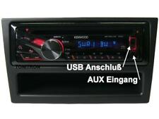 Opel Astra bis 2004 Lenkradfernbedienung CD MP3 USB Autoradio Radio Radioblende