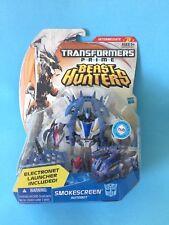Transformers Prime Beast Hunters Smokescreen Deluxe Figure