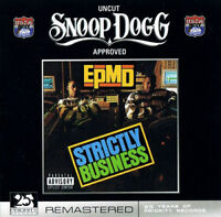 EMPD Strictly Business (2010) remastered CD album BRAND NEW Snoop Dog