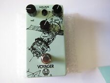 Walrus Audio Voyager Preamp Overdrive Electric Guitar Effects Pedal NEW in Box