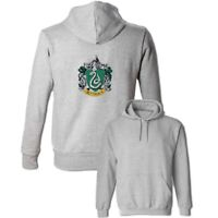 Harry Potter College Slytherin Print Sweatshirt Unisex Hoodies Graphic Hoody Top