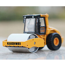1:50 Road Roller Drum Compactor Construction Vehicles Diecast Model Kids Toy