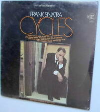 Frank Sinatra LP CYCLES sealed Arr/Prod. Don Costa 1968