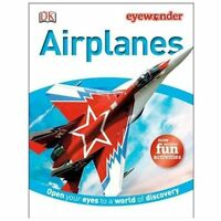 Eye Wonder: Airplanes by DK Publishing
