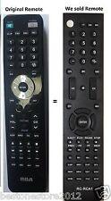 RCA RCA1 RE20QP80 Remote for RCA LED42C45RQ 46LB45RQ 46LB45RQ LED50B45RQ 26LARQD