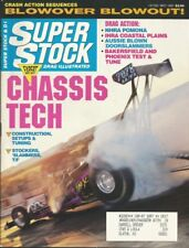 SUPER STOCK 1991 MAY - PHIL GUILD, WINTERNATIONALS, CHASSIS SCIENCE