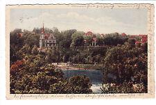 Muldetal, gestempelt Tanndorf, Colditz, Podelwitz, gelauf. 1929   siehe Scan