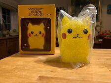More details for pokemon sega premium pikachu light lamp battery powered > mint < uk.