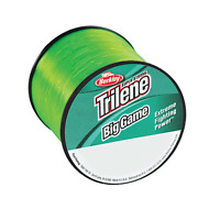 Berkley Trilene Big Game Monofilament Line Solar Bright Green 1/4 Pound Spool