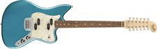 Fender Alternate Reality Electric XII 12 String Jazzmaster, Lake Placid Blue