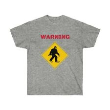 Big Foot Funny Graphic Casual funny Unisex Ultra Cotton Tee