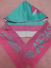 Arashi Blast In Hawaii Hooded Towel