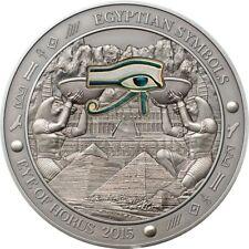 Palau 2015 20$ Egyptian Symbols - Eye of Horus 3oz