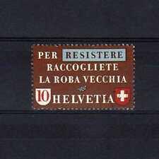 SUISSE SWITZERLAND Yvert  n° 376 neuf avec charnière MH