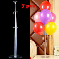 Balloon Column Stand 1 Set 70cm Base Balloons Stand Holder Stick Stand NEW /EN