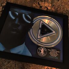 P Diddy Puff Daddy Press Play Platinum Record Disc Album Music Award Grammy RIAA
