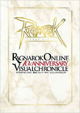 Ragnarok BOOK ART  Ragnarok Online Chronicle visual in 10th anniversary