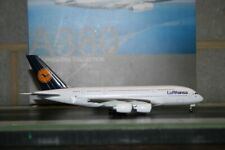 Dragon Wings 1:400 Lufthansa Airbus A380-800 (55491) Die-Cast Model Plane
